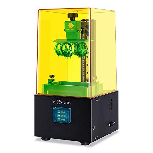 ANYCUBIC Photon Zero Stampante 3D UV con Tecnologia a maschera LCD Dimensioni stampa: 95 x 54 x 150...